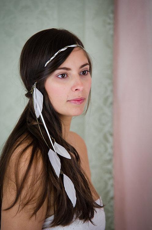 Headband Henna