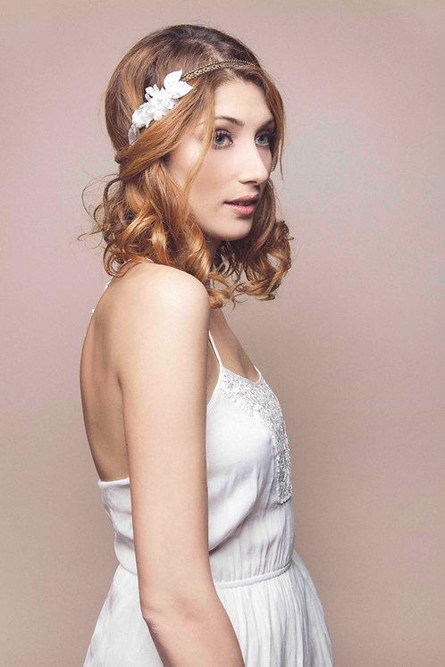 Headband & barrette Nina