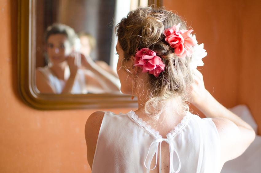 Mariage d'Aurélie