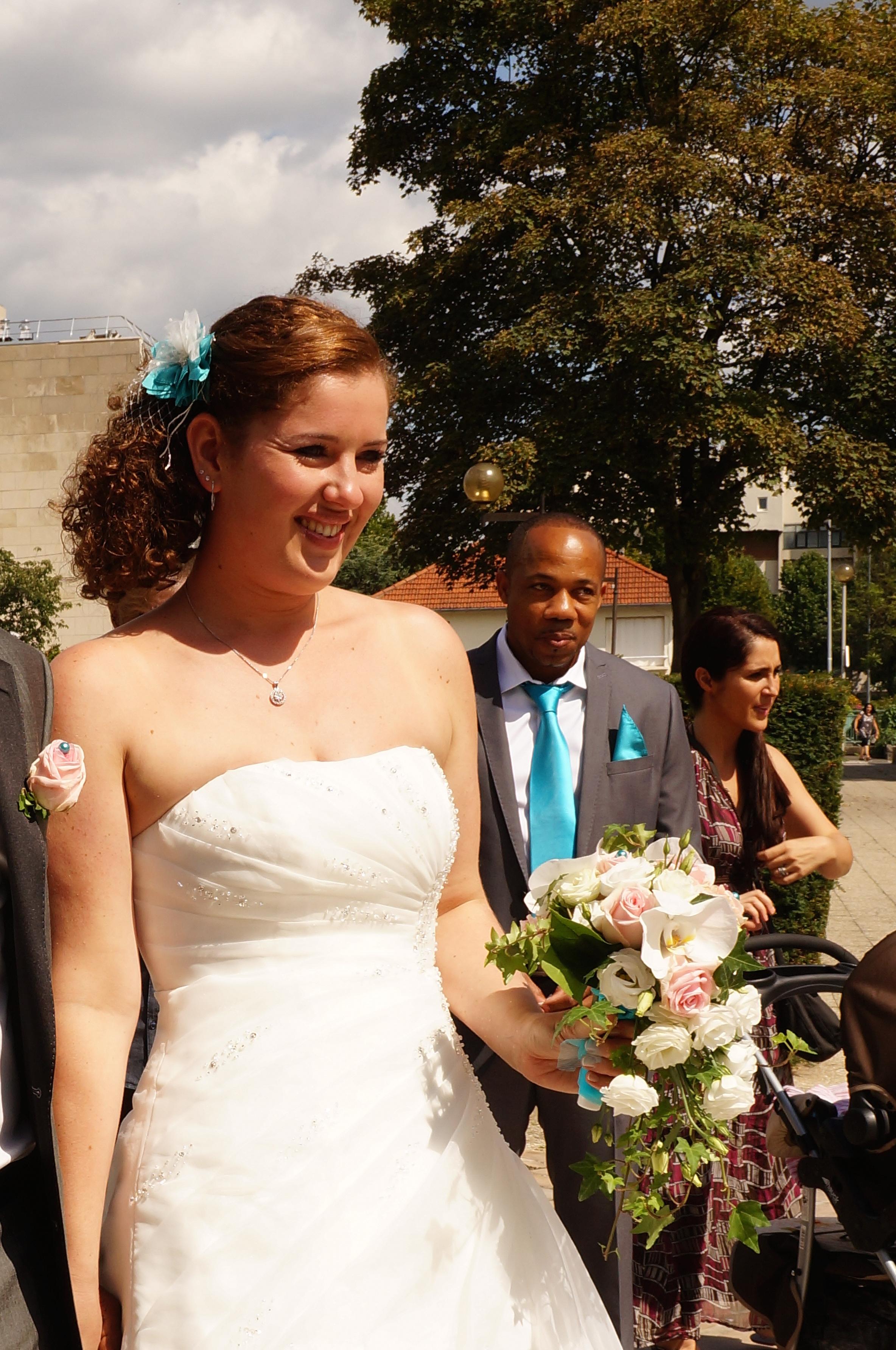 Mariage d'Aude