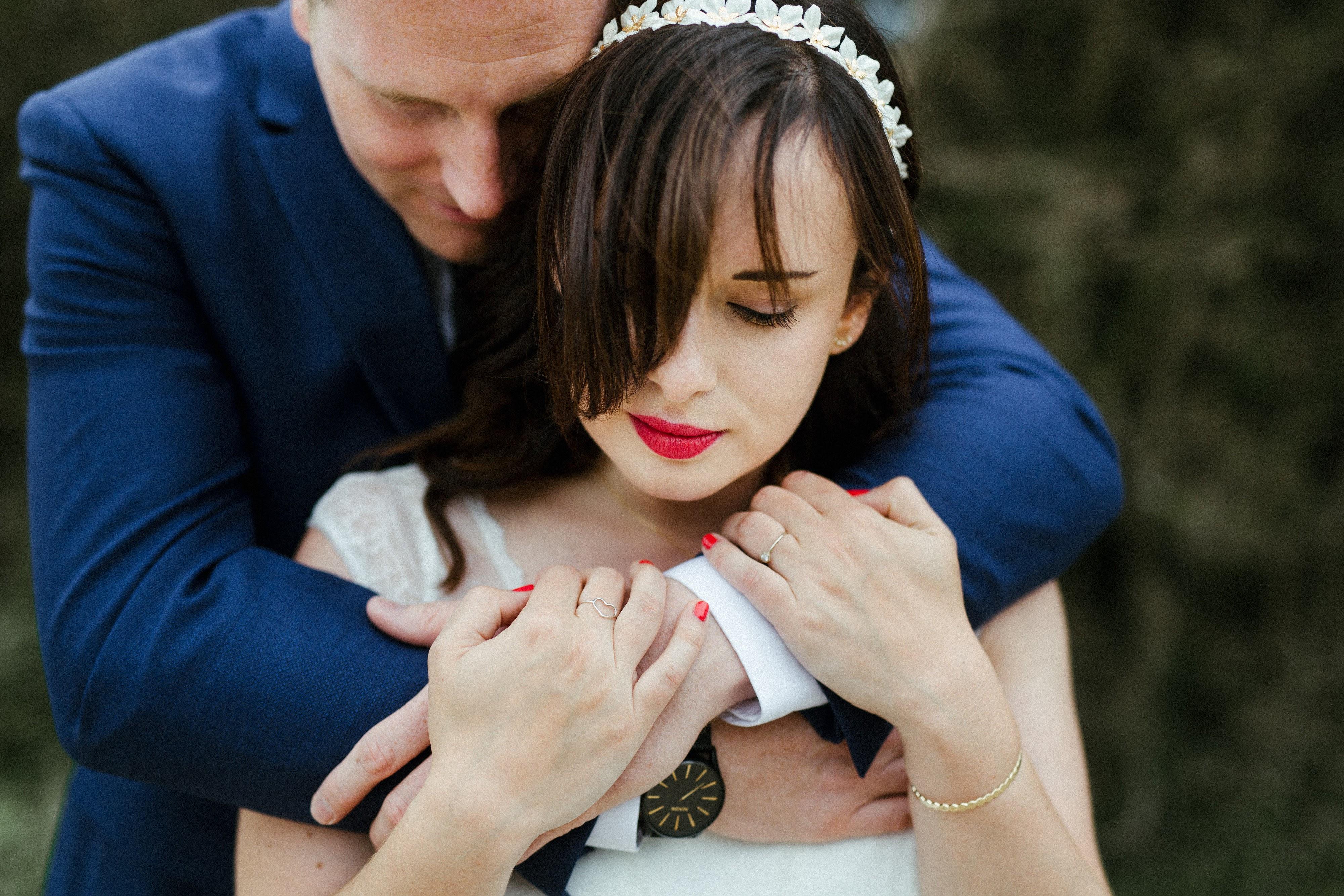 Mariage d'Elodie