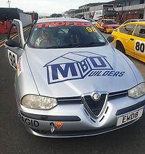 MBD Racing Car