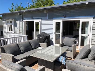 Outdoor area / Remuera. MBD Builders Ltd.