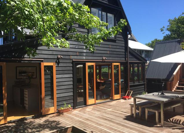 Outdoor Area / Devonport. MBD Builders Ltd.
