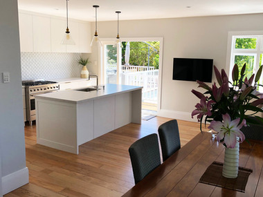 MBD Builders Remuera Kitchen