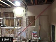 Stripping / Glen Innes. MBD Builders Ltd.