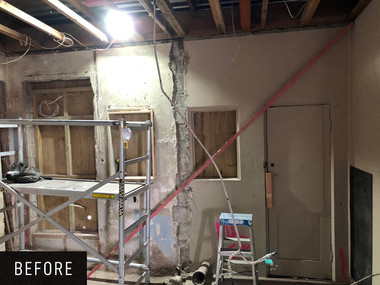 Stripping / Glen Innes. MBD Builders Ltd.