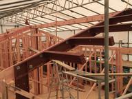 Framing / Titirangi. MBD Builders Ltd.
