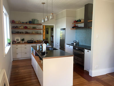 MBD Builders Kitchen Island, modern renovation
