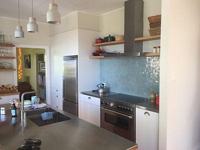 Kitchen renovation by MBD Builders Ltd Titirangi