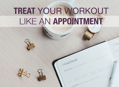 You're starting a new workout program?