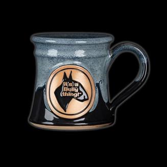 It's a Bully thing! 10 oz Luxury Coffee Mug
