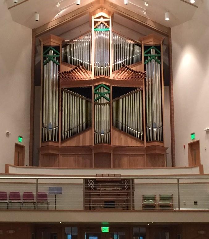pilgrim organ