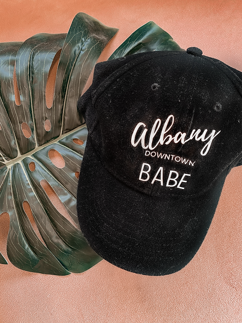Albany Downtown Babe Hat