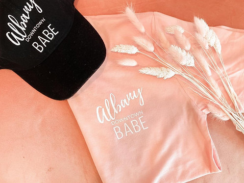 Albany Downtown Babe T-Shirt