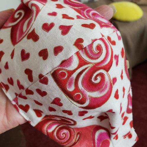 Mask - Random Hearts