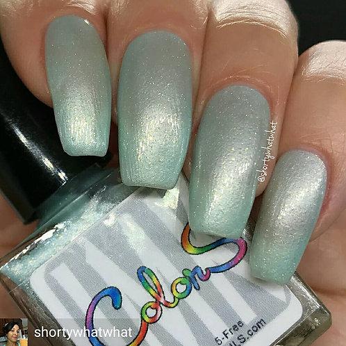 "ColorS ""Blue Raspberry Cotton Candy"""