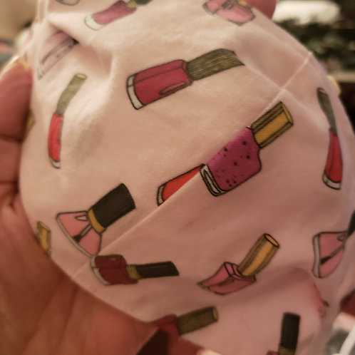 Mask - Polish Addict Pink