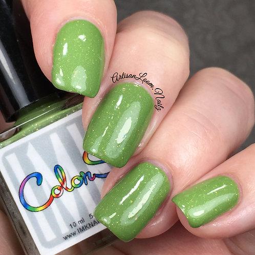 "ColorS ""Tahitian Lime"""