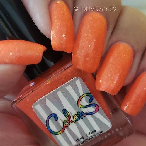 """ColorS """"Orange Crushtacean"""""""