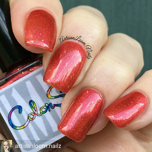"ColorS ""Immoral Coral"""