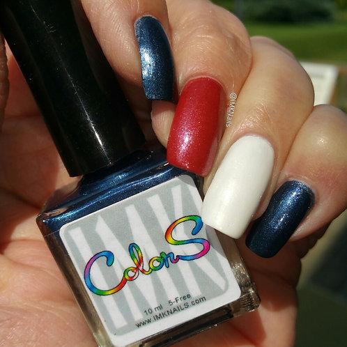 """ColorS """"1776 Blue"""""""