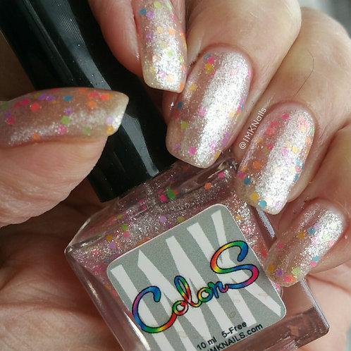 """ColorS """"Ice Ice Neon"""""""