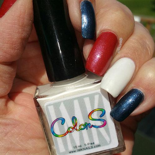 "ColorS ""1776 White"""