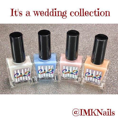 "ColorS ""Wedding Day"" Quad"