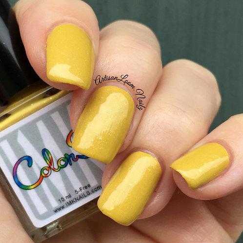 "ColorS ""Meyer Lemon"""