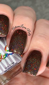 "ColorS ""Chocolate & Cherries"""