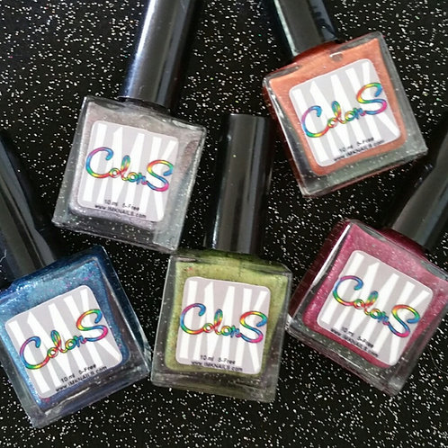 """ColorS """"Pretty Positivity"""" Collection"""