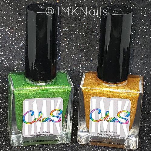 """ColorS """"Irish Tradition"""""""