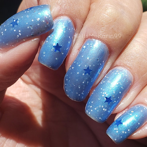 "ColorS ""Star Spangled Blue Sky"""