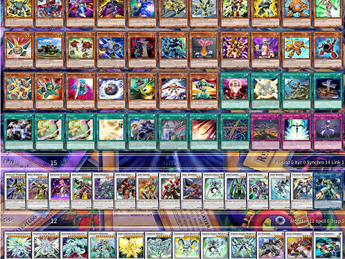 Junk Star  Yu-Gi-Oh! Deck