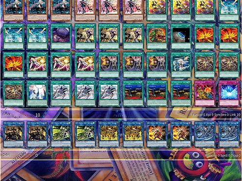 Sky Striker Yu-Gi-Oh! Deck