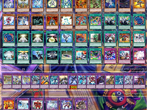 Neos Force Yu-Gi-Oh! Deck