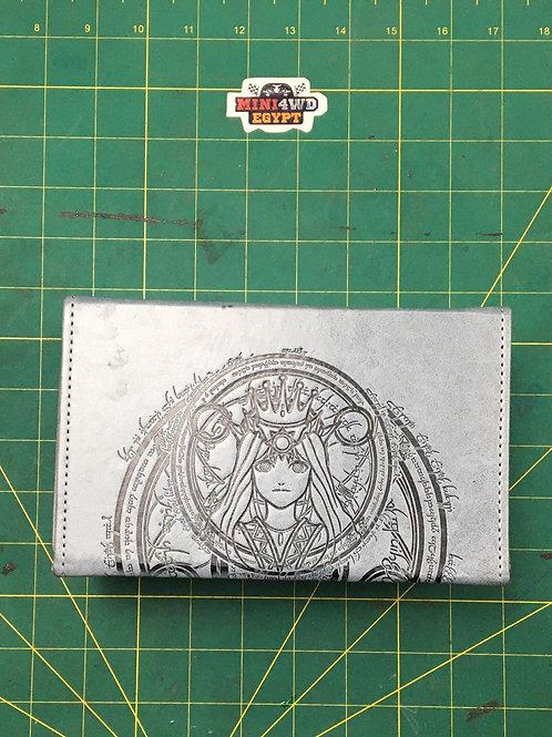 Leather Engraved Deck box Yu-Gi-Oh!