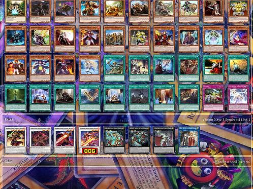 Infernoble Yu-Gi-Oh! Deck