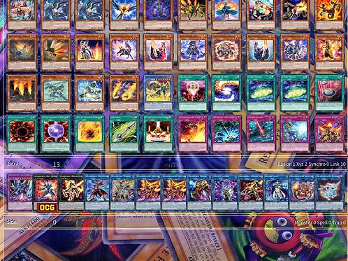 Salamangreat Yu-Gi-Oh! Deck