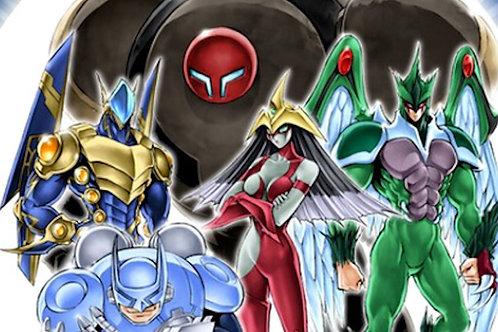 Elemental Heroes  Yu-Gi-Oh! Deck