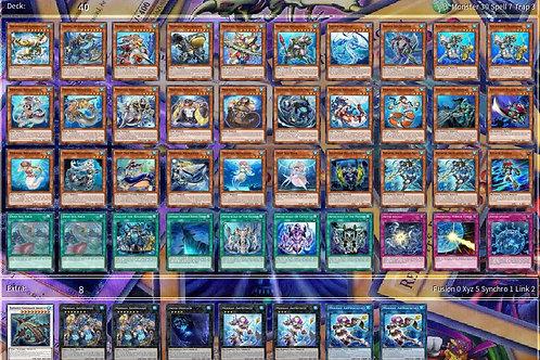 Water ( Mermail )  Yu-Gi-Oh! Deck