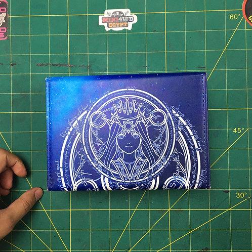 Leather Magnetic Deck box Yu-Gi-Oh!