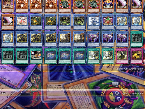 Megalith Yu-Gi-Oh! Deck