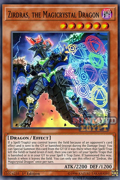 Mana Dragon Zirnitron