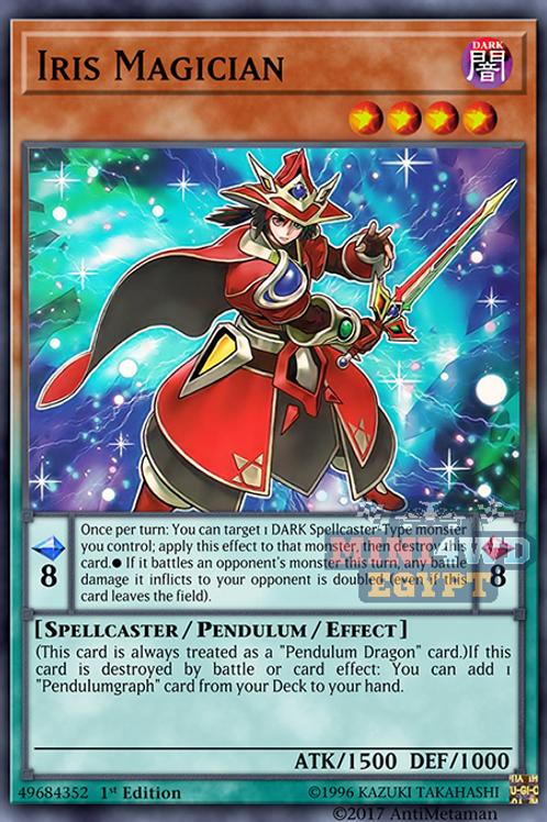 Double Iris Magician
