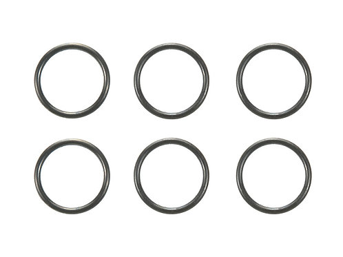 17 · 19 mm roller rubber ring (6 pieces)