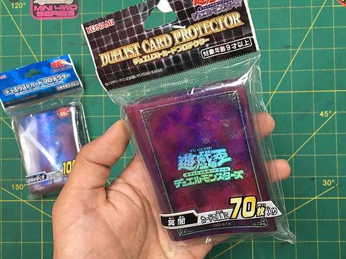 Konami red sleeves 70 pcs box - Yu-Gi-Oh!