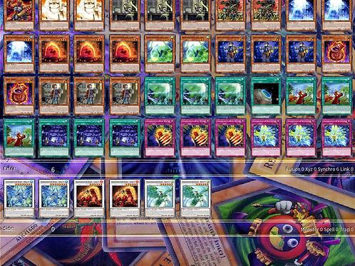 Adamanciraptor Yu-Gi-Oh! Deck