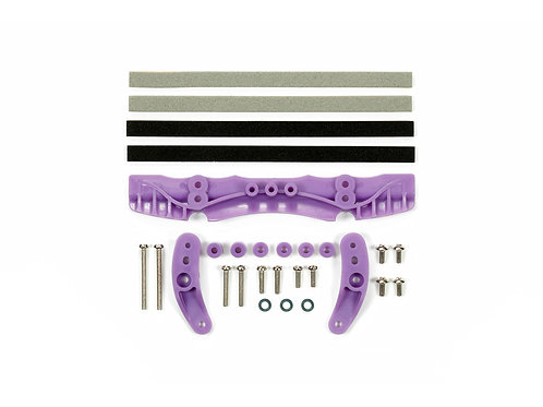 brake set (purple)